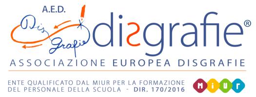 AED - Associazione Europea Disgrafie